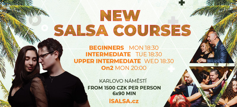 new salsa courses september 2020