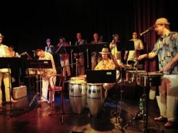 salsa koncert Los Rumberos